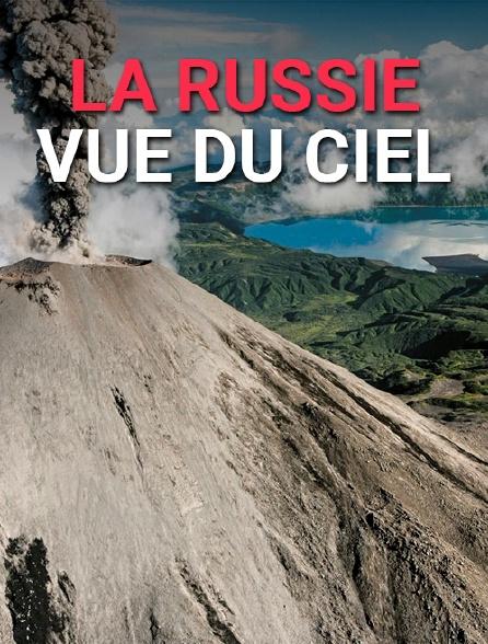 La Russie vue du ciel