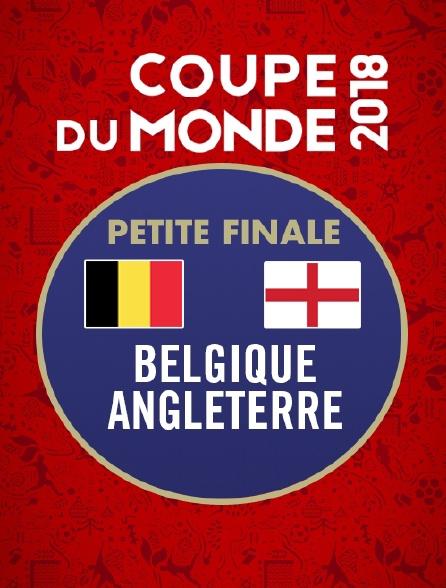 Football - Belgique / Angleterre