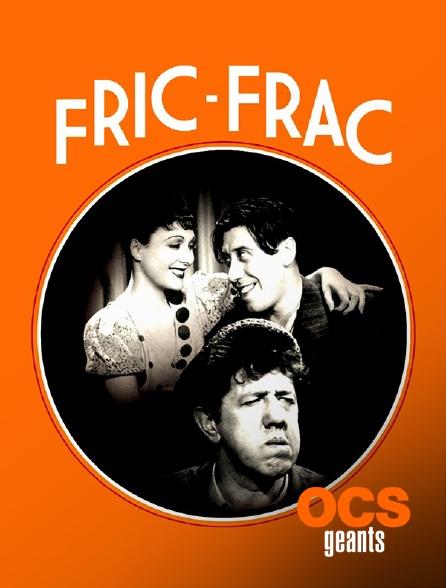 OCS Géants - Fric-Frac