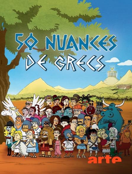 Arte - 50 nuances de Grecs