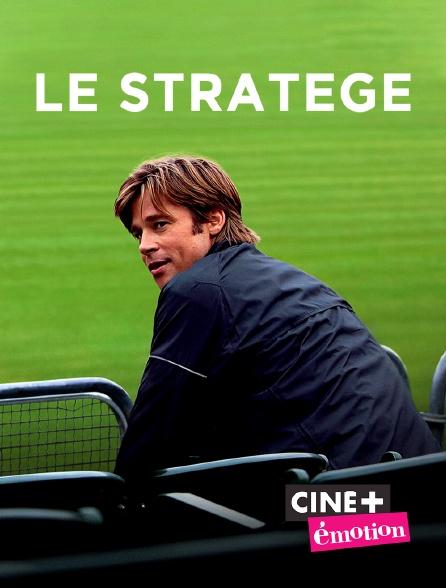 Ciné+ Emotion - Le stratège