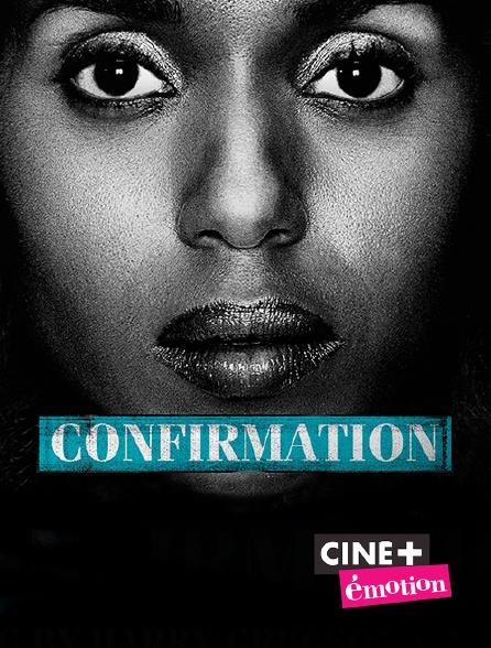 Ciné+ Emotion - Confirmation