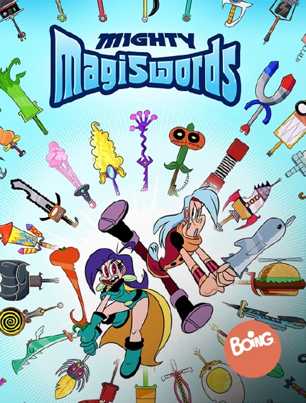 Boing - Mighty Magiswords