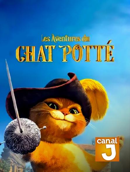 Canal J - Les aventures du Chat Potté