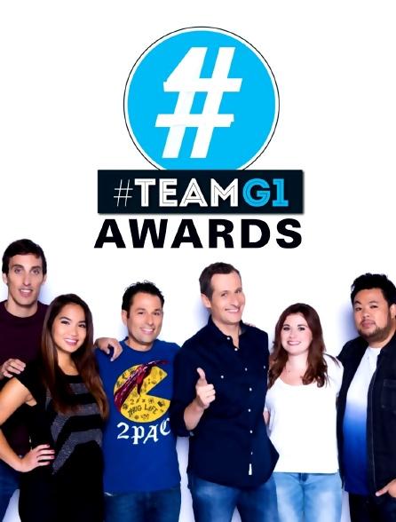 #Teamg1 Awards