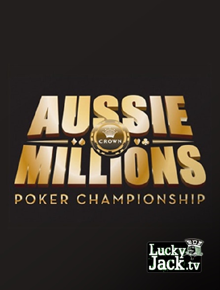 Lucky Jack - Aussie Millions 2008 Cash Game Invitational