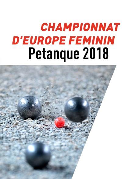 Championnat d'Europe féminin 2018