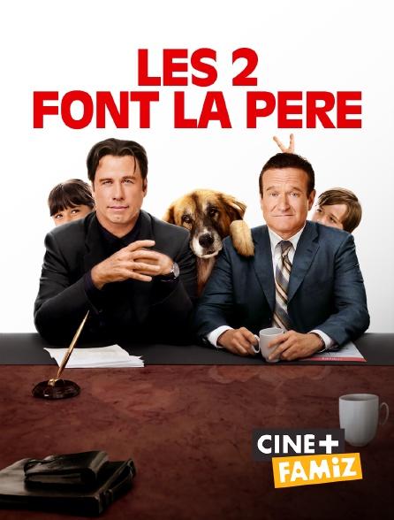 Ciné+ Famiz - Les 2 font la père