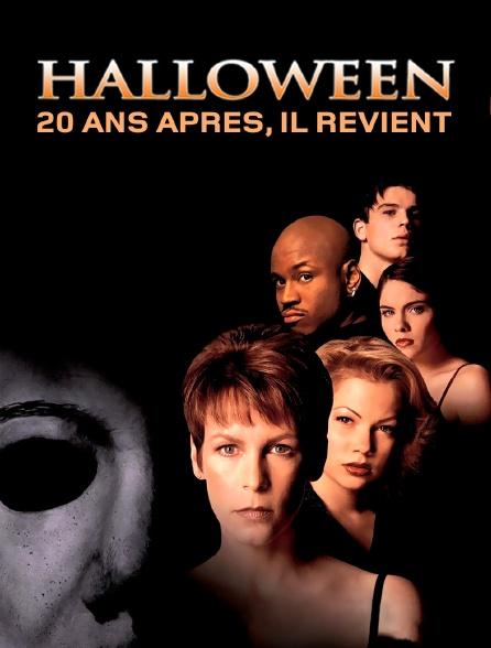 Halloween : 20 ans après, il revient