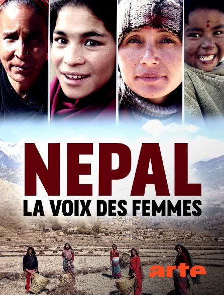 Arte - Népal, la voix des femmes
