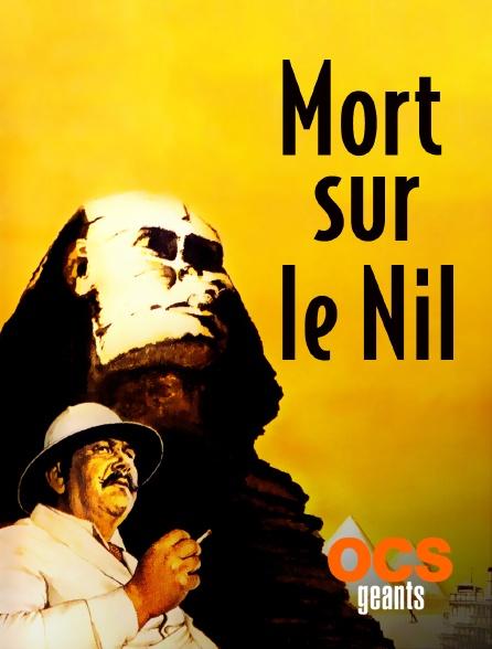 OCS Géants - Mort sur le Nil