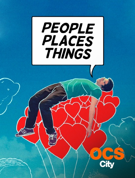 OCS City - People Places Things