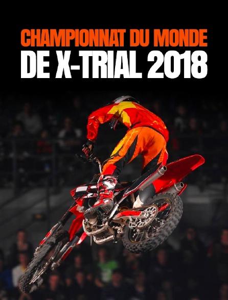 Championnat du monde de X-trial 2018
