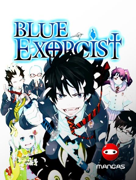 Mangas - Blue Exorcist