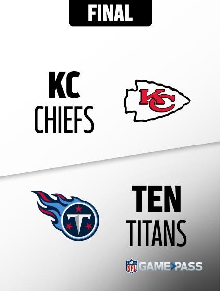 NFL 09 - Chiefs - Titans en replay