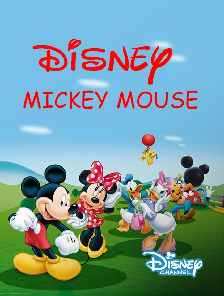 Disney Channel - Disney Mickey Mouse