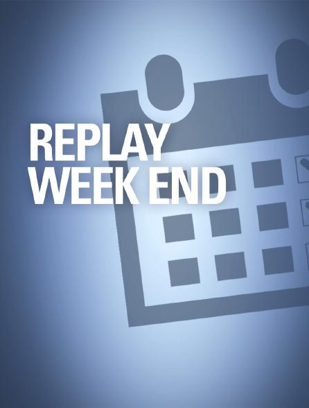Rediffusion des émissions week-end