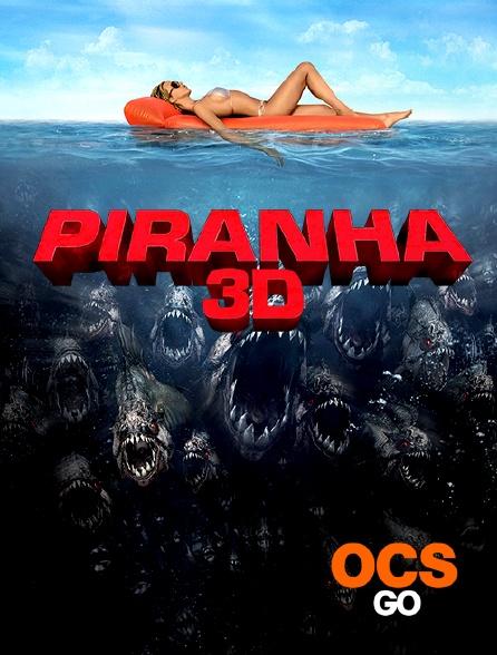 OCS Go - Piranha 3D