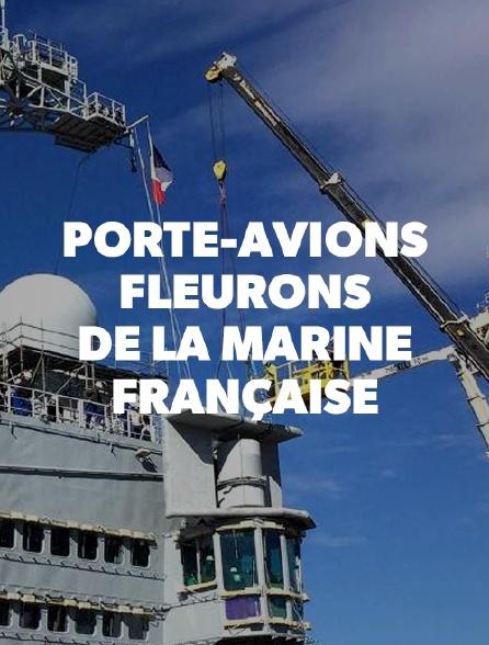 Porte-avions, fleurons de la marine française