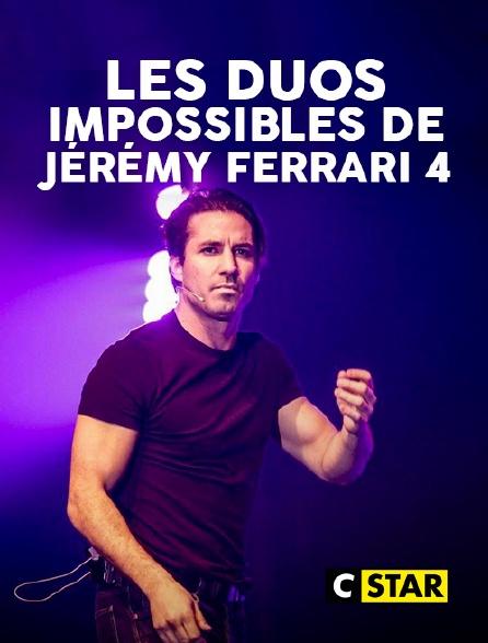 CSTAR - Les duos impossibles de Jérémy Ferrari 4