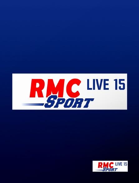 RMC Sport Live 15 - RMC Sport Live 15