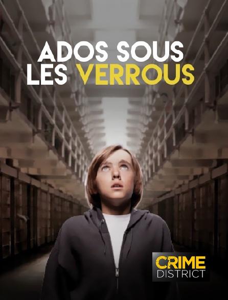 Crime District - Ados sous les verrous