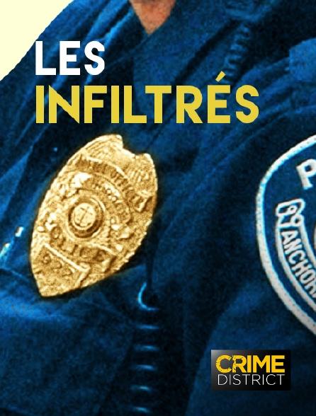 Crime District - Les infiltrés