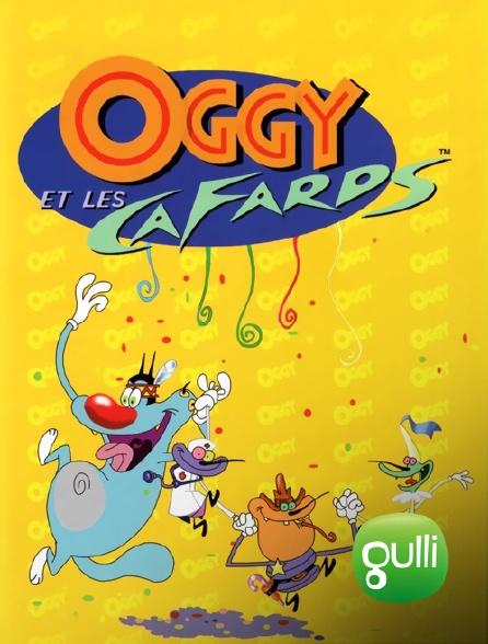 Gulli - Oggy et les cafards
