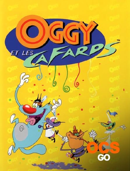 OCS Go - Oggy et les cafards