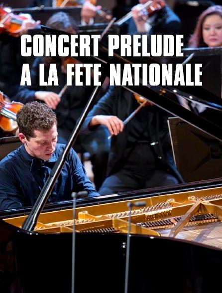 Concert prélude à la Fête nationale
