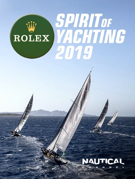 Nautical Channel - Rolex Spirit of Yachting