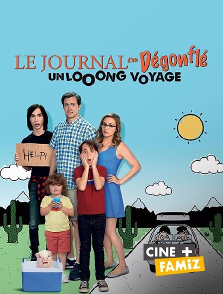 Ciné+ Famiz - Journal d'un dégonflé : un looong voyage