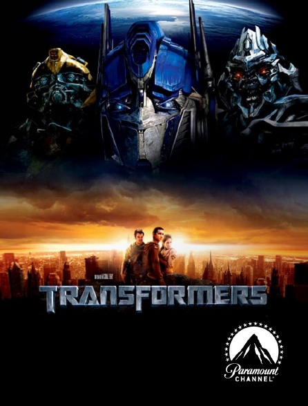 Paramount Channel - Transformers