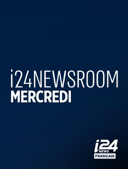 i24 News - i24news Room Mercredi
