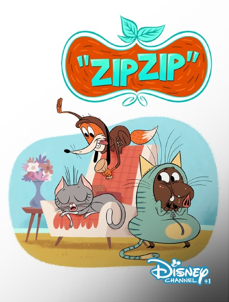 Disney Channel +1 - Zip Zip