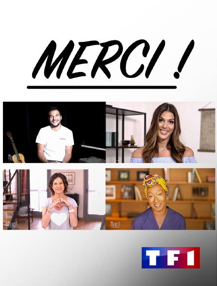 TF1 - Merci !