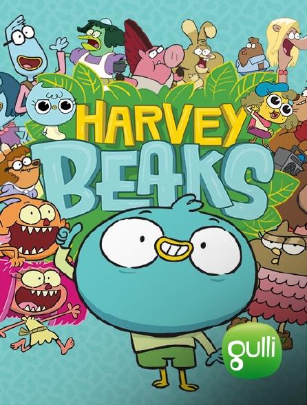 Gulli - Harvey Beaks