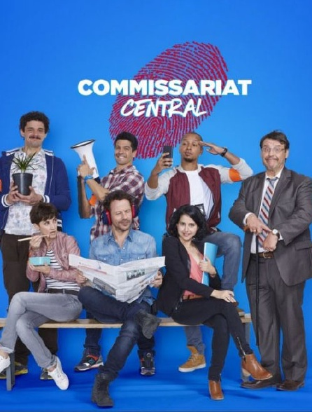 Commissariat central