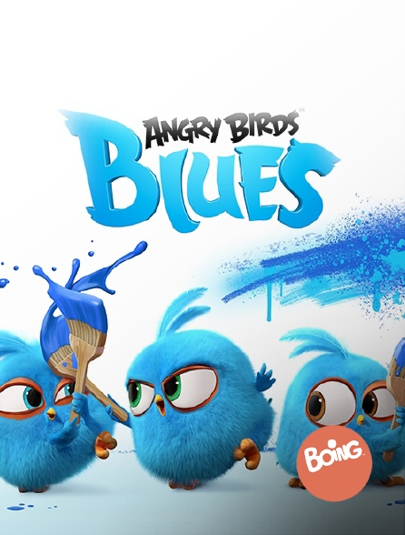 Boing - Angry Birds Blues