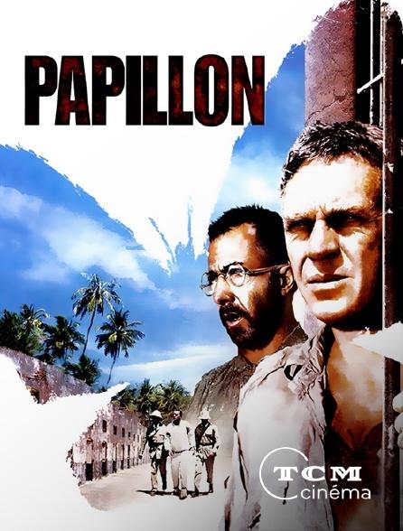 TCM Cinéma - Papillon