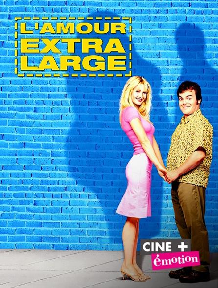 Ciné+ Emotion - L'amour extra-large