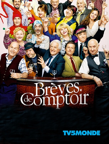 TV5MONDE - Brèves de comptoir