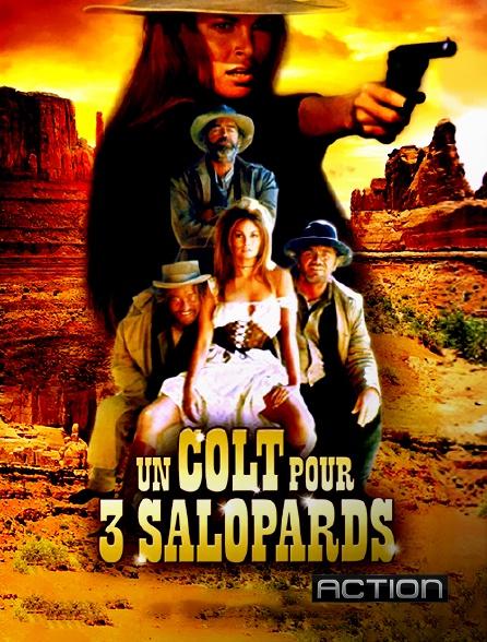 Action - Un colt pour trois salopards