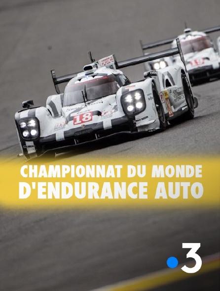 France 3 - Championnat du monde d'endurance