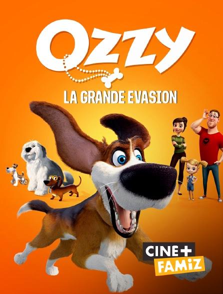 FILM OZZY LA GRANDE EVASION
