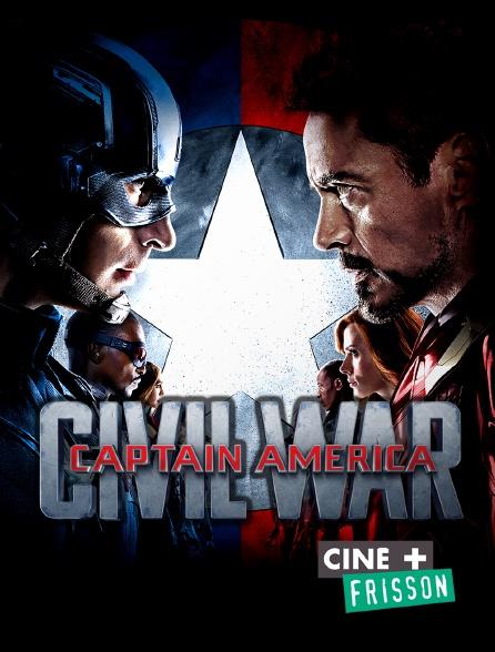 Ciné+ Frisson - Captain America : Civil War