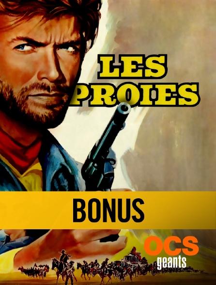 OCS Géants - Les proies... le bonus