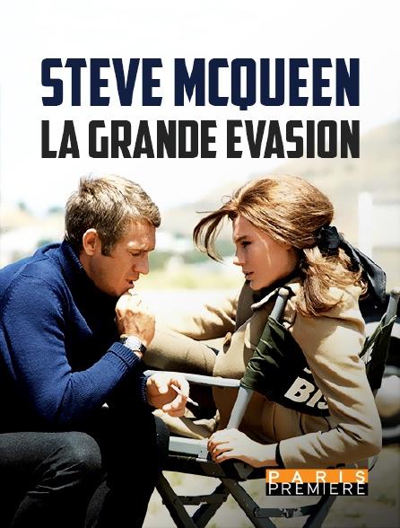 Paris Première - Steve McQueen : la grande évasion