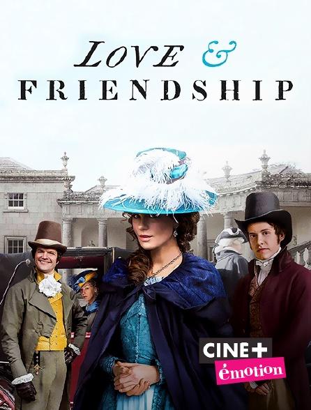 Ciné+ Emotion - Love & Friendship
