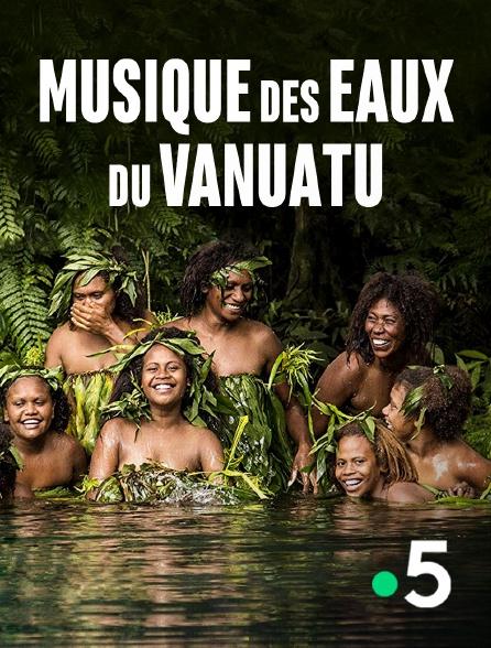 France 5 - Musique des eaux du Vanuatu